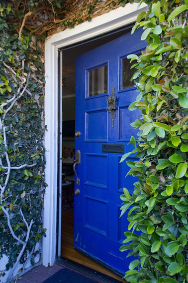 X casas decoracion x color azul tendencia de decoraci n - Casas de color azul ...
