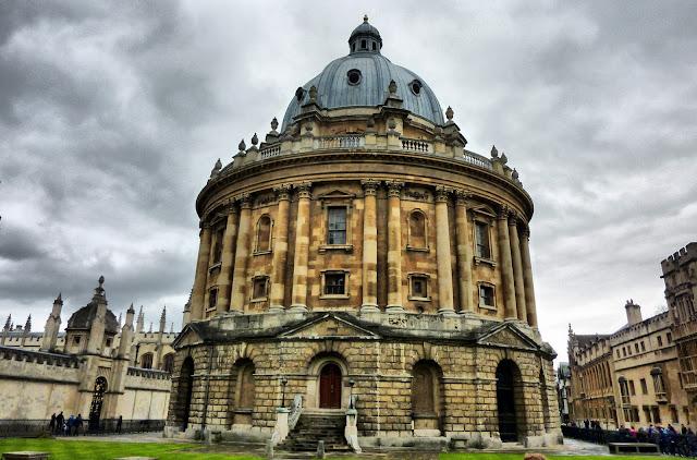 Câmara de Radcliffe em Oxford