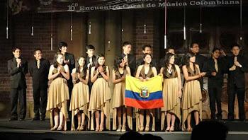 Coro Mixto del Conservatorio Superior Nacional de Música - Ecuador