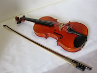 中古 鈴木 バイオリン NO.540 4/4 Anno 1991