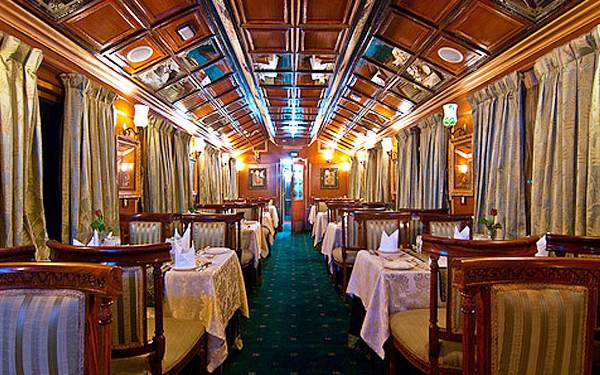Five things you should know about palace on wheels