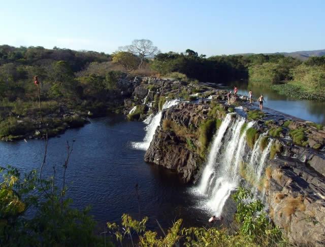 Cachoeira Grande, Serra do Cipó, Minas Gerais