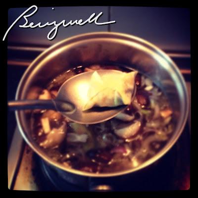 Fresh Wonton Soup