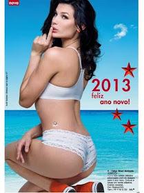 2013 CHEGOU E COM ELE TUDO DE BOM DE NOVO!