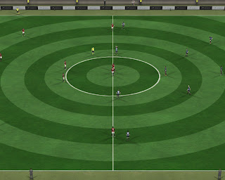 San Siro HD Turf Night PES 2013 By Forzamilan