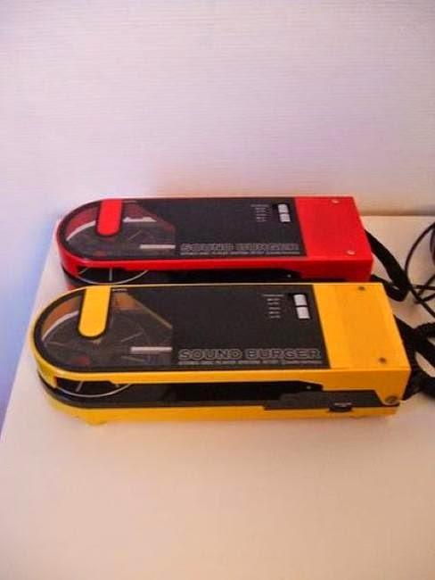 Conheça o aparelho que prometia dar portabilidade ao uso do disco de vinil. Lançamento dos anos 80.