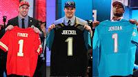 FÚTBOL AMERICANO (DRAFT 2013) - 1ª Ronda del draft NFL
