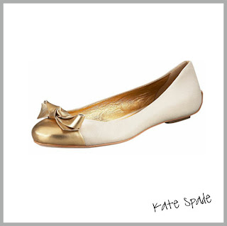 Kate Spade Neutral Color Flats