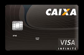 Cartão de crédito Caixa Infinite visa