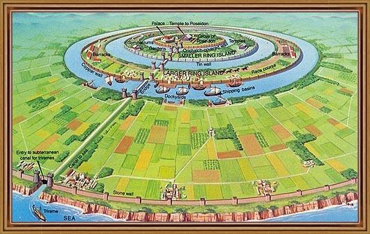 Kerajaan Atlantis