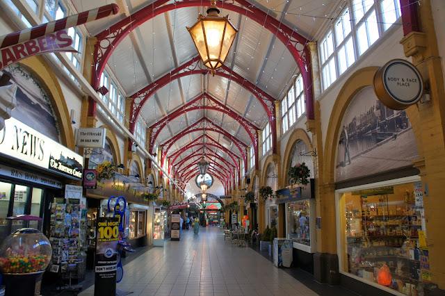 Victoria Market de Invernes