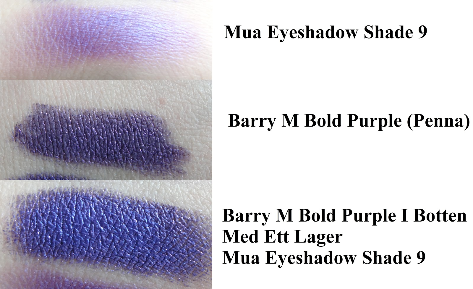 Shade 9 Bold Purple