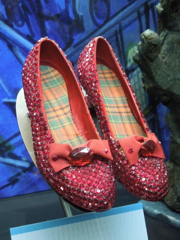 Return to Oz Fairuza Balk Ruby slippers