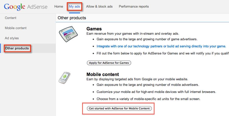Menaikkan Pendapatan Adsense dengan Adsense For Mobile