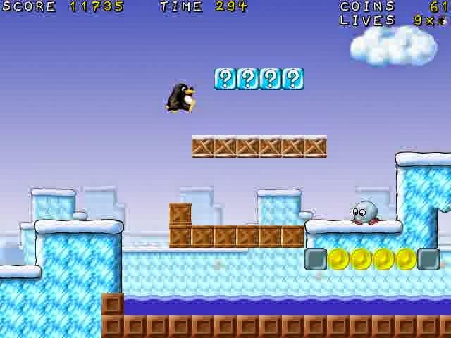 Game Super Tux
