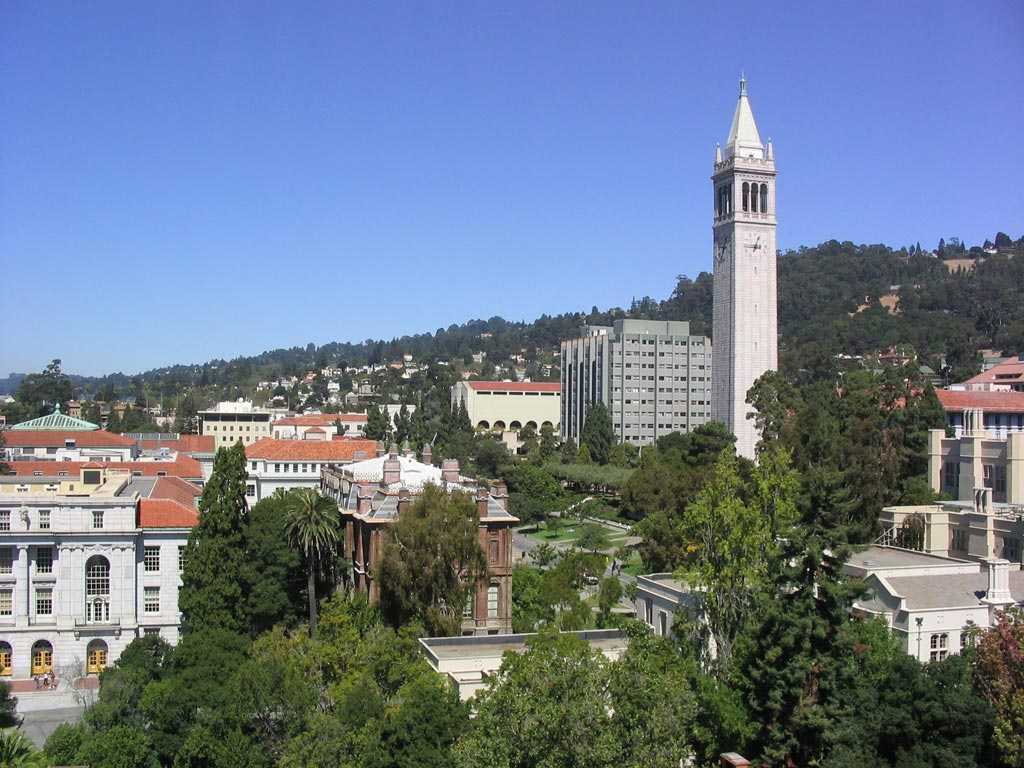 Want see the official website of university of california berkeley