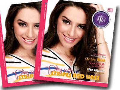 Dahsyat. Fashion MLM Murni: Katalog Baru IFA Dahsyat Edisi September