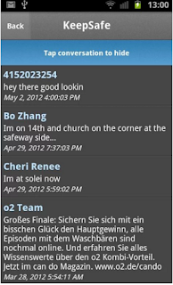 sms hide-private text vault apk cover