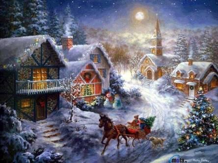 Áldott, Békés Karácsonyt Kívánok Mindenkinek! :)