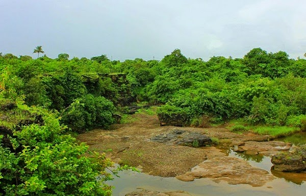 Zamzeer waterfall Photo