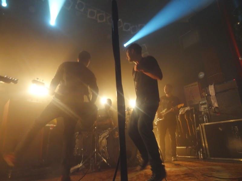 09.12.2014 Hamburg - Knust: Turbostaat