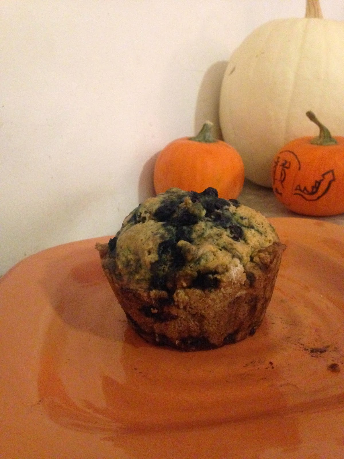 Vegan Whole Wheat Blueberry Muffins Recipe