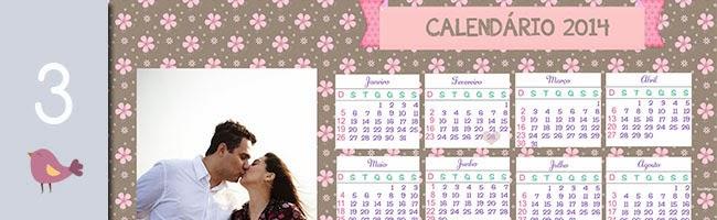 calendário 2014, download de calendário