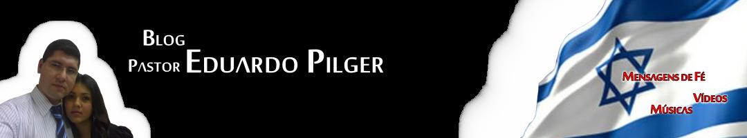 Pastor Eduardo Pilger