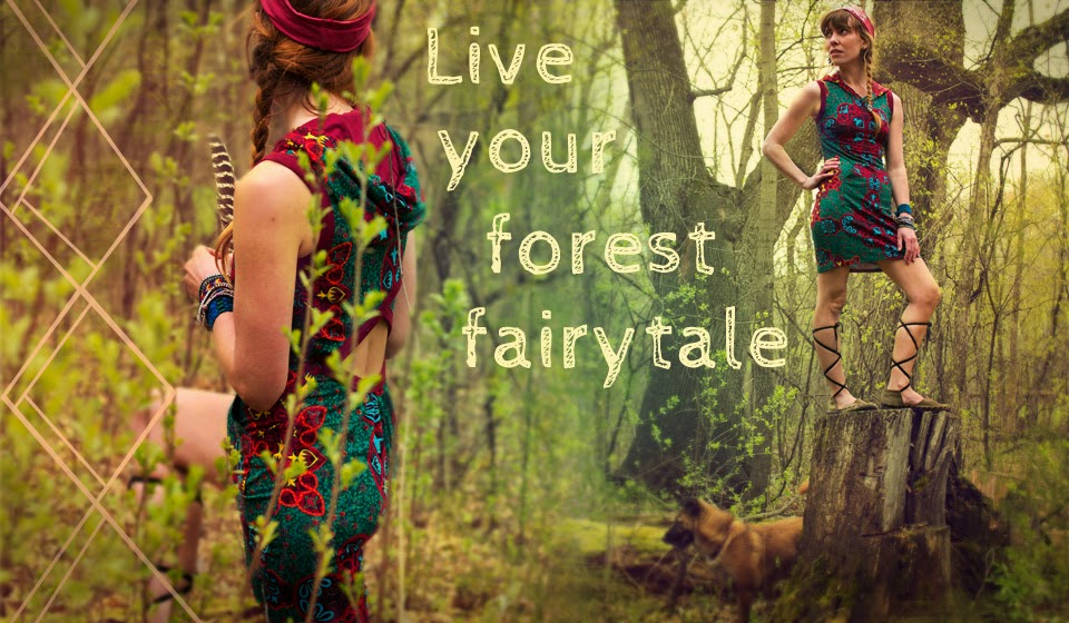 17 Mulan Dress - Summer Lookbook: Lost in Ever Everland