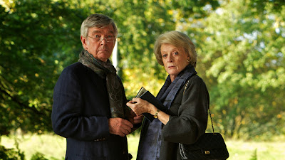 Tom Courtenay y Maggie Smith - Reg y Jean