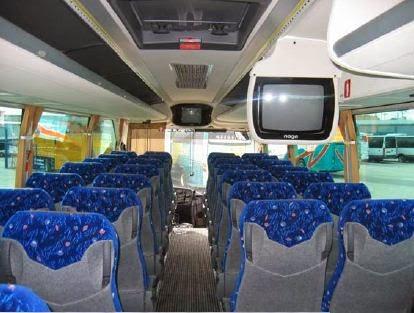 Comodidad en el transporte para tus invitados