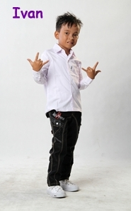 IVAN Pulang (Idola Cilik 2013)