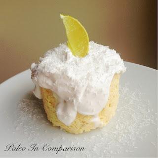 Paleo & Gluten Free Coconut Mug Cake