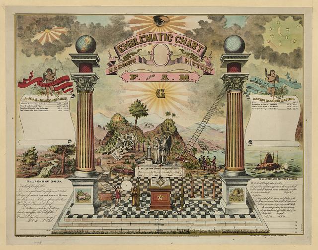 Travels Through Jewish History Masons Jews And Mosaic
