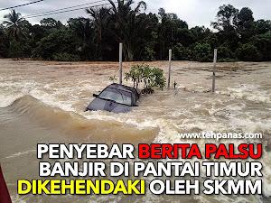 Thumbnail image for Nama & Maklumat Individu Sebar Info Palsu Banjir Pantai Timur Didedahkan