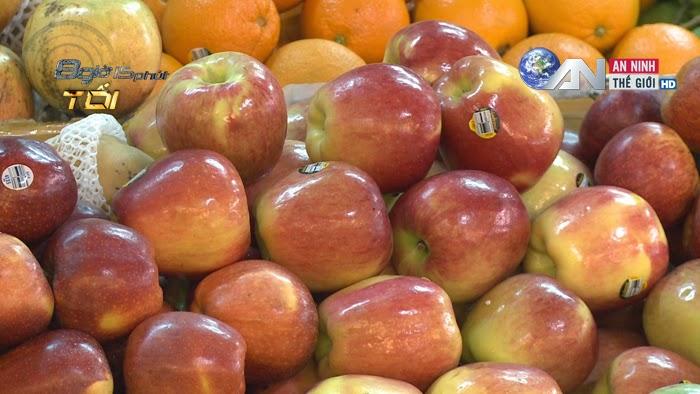Trái cây chín bằng hóa chất