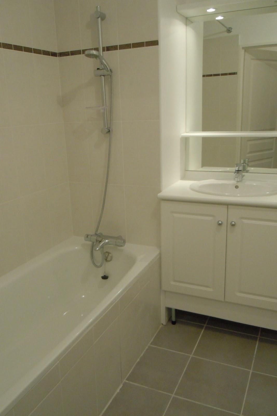 Une pomme par jour nouveau pommier for Salle de bain dans un couloir