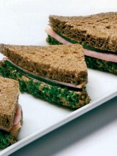 Füme Hindi Sandviç