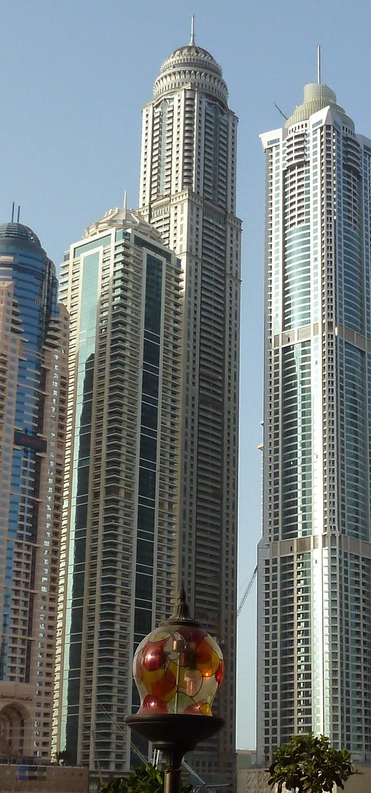 The Princess Tower, Dubai, UAE