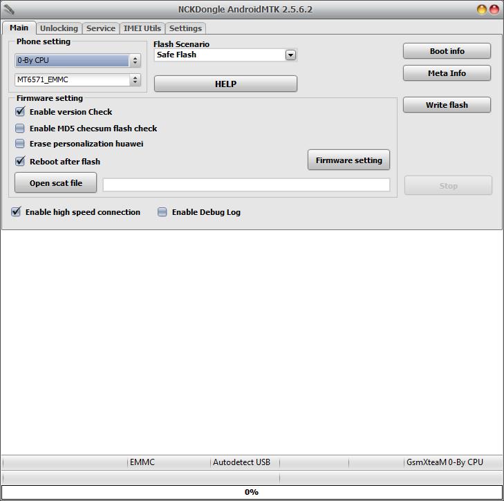 MTK V2.5.6.2 TÉLÉCHARGER NCK CRACK ANDROID DONGLE