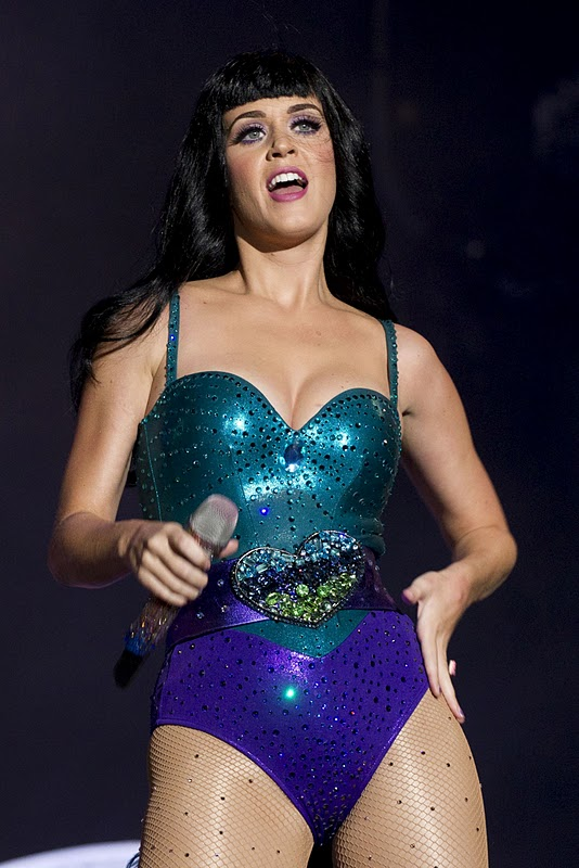 Katy Perry Performs at the Rock in Rio Music Festival
