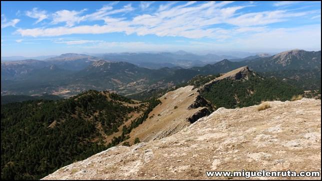 Pico-Almenara-Albacete