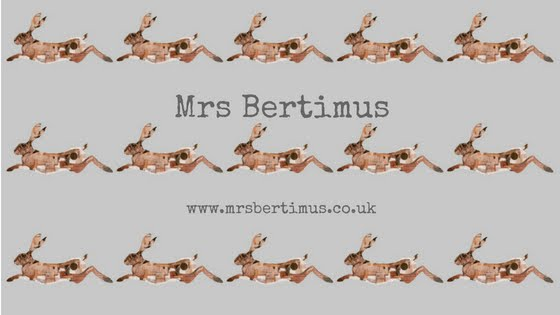 The Bloggings Of Mrs Bertimus