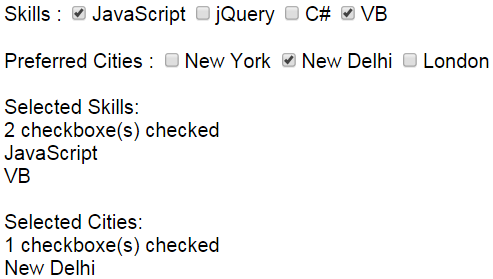 jquery get checkbox group checked value