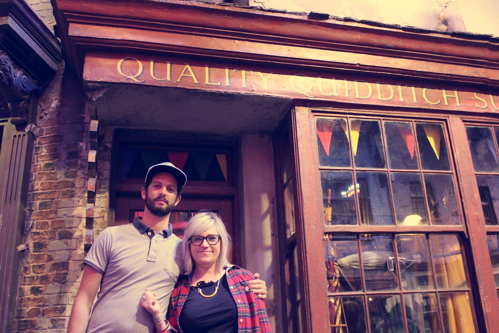 quidditch shop harry potter