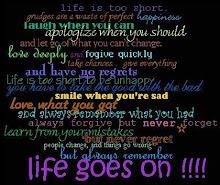 !!! LIVE HALF ALIVE !!!