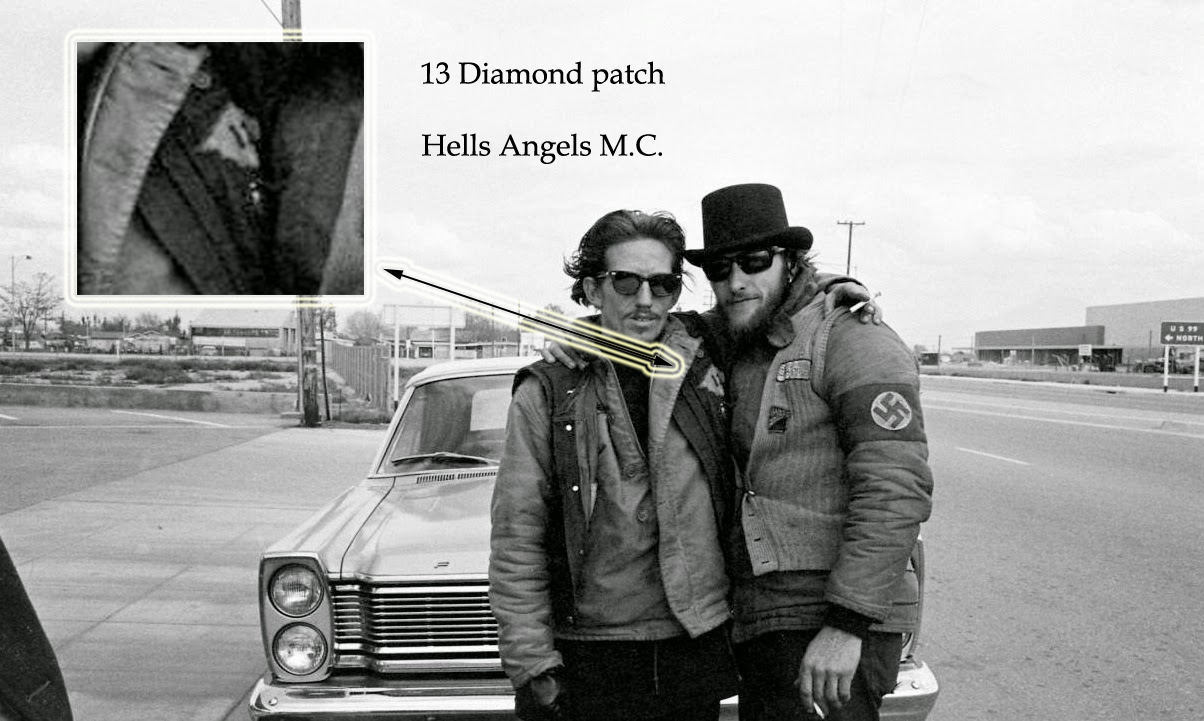 The Untold History Of Motorcycle Clubs What Does A Diamond 13