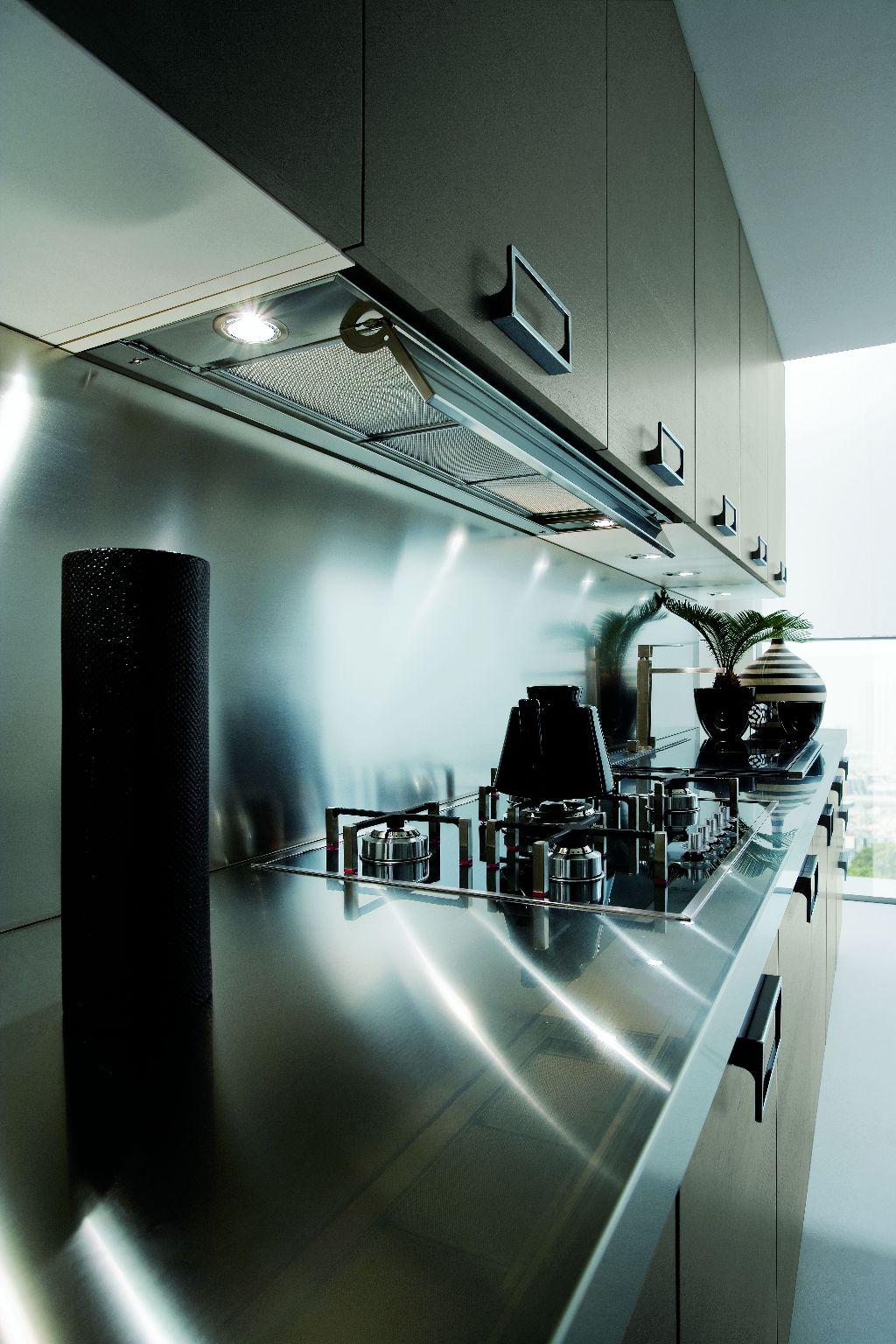 cuisine design en bois. Black Bedroom Furniture Sets. Home Design Ideas
