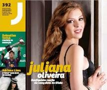 Gatas QB - Juliana Oliveira Revista J 392