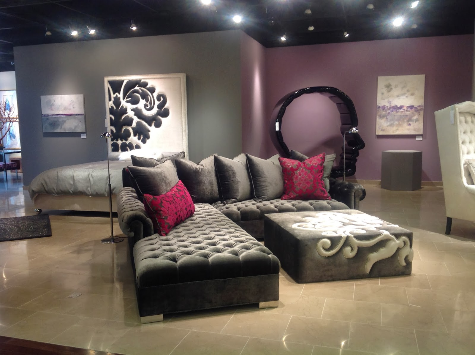 Collection For Haute House Furniture  Neiman Marcus SF